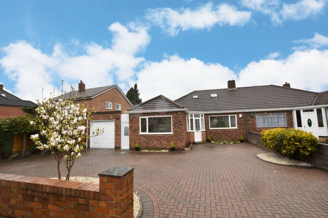 Semi-detached bungalow for sale in Fernhill Road, Solihull