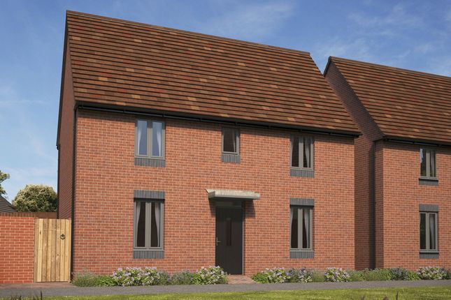 "Thumbnail Detached house for sale in ""Bradgate"" at Lawley Drive, Telford"