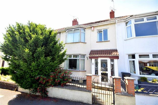 Thumbnail Terraced house for sale in Southmead Road, Westbury On Trym, Bristol