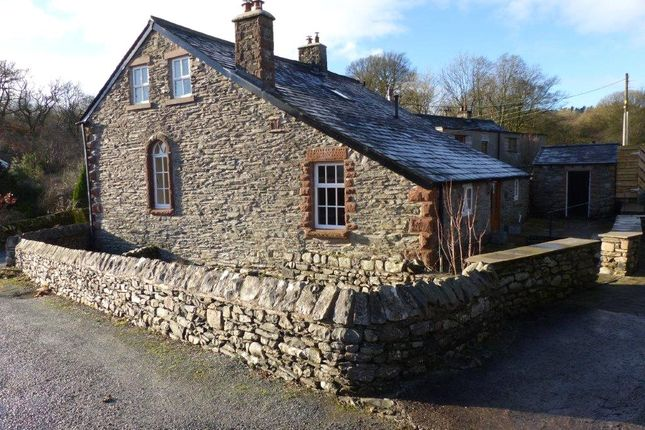 Thumbnail Detached house to rent in Chapel Cottage, Lowgill, Kendal, Cumbria