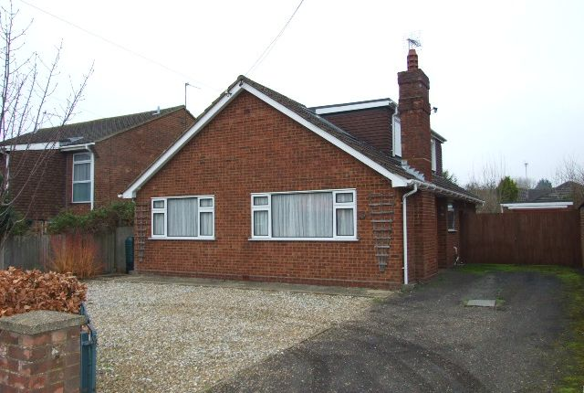 Thumbnail Bungalow for sale in Station Road, Woburn Sands