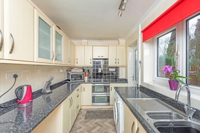 Kitchen of Glendower Close, Gnosall, Stafford, Staffordshire ST20