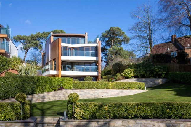 Thumbnail Detached house for sale in Chaddesley Glen, Canford Cliffs, Poole, Dorset