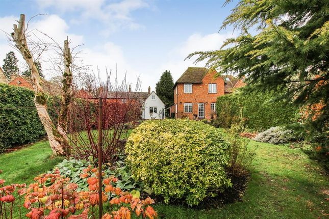 Thumbnail Semi-detached house for sale in The Green, Mentmore, Leighton Buzzard
