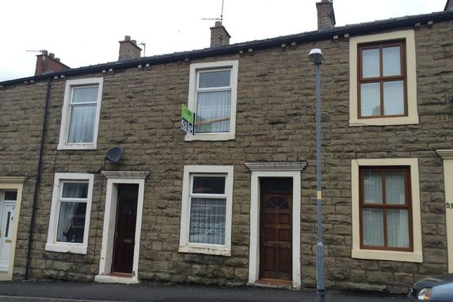 Thumbnail Terraced house for sale in Manor Street, Accrington