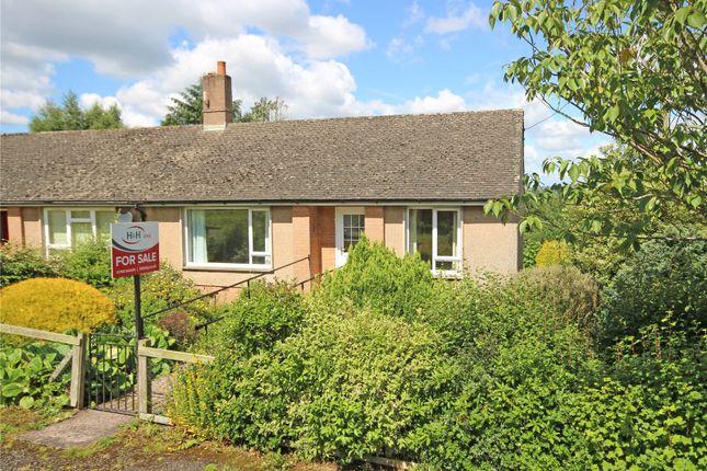 Thumbnail Semi-detached bungalow for sale in 2 Garden Close, Glassonby, Penrith, Cumbria