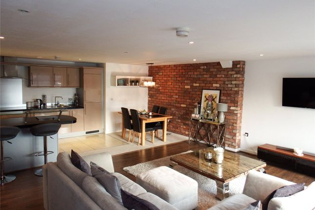 Thumbnail Flat to rent in Quay One, Neptune Street, Leeds, West Yorkshire