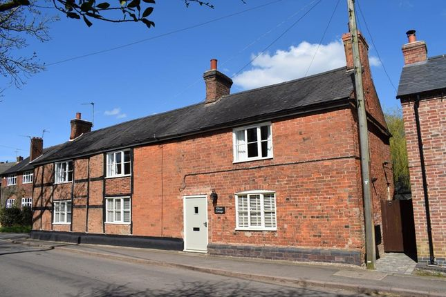 Thumbnail Cottage for sale in Main Street, Ashby Parva, Lutterworth