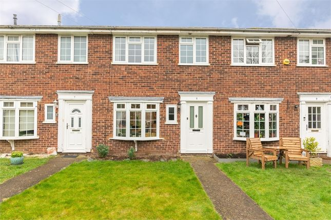3 bed terraced house for sale in Rembrandt Way, Walton-On-Thames, Surrey KT12