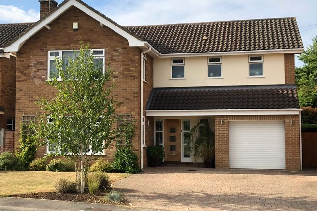 Thumbnail Detached house to rent in Bafford Approach, Charlton Kings, Cheltenham