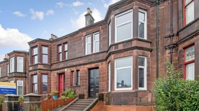 Thumbnail Terraced house for sale in Onslow Drive, Dennistoun, Glasgow
