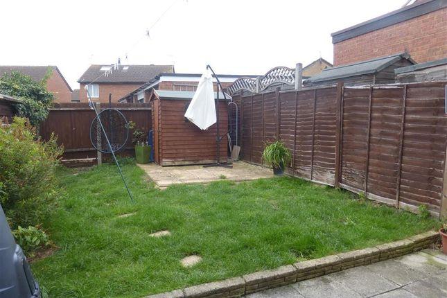 Garden of Anton Way, Aylesbury HP21