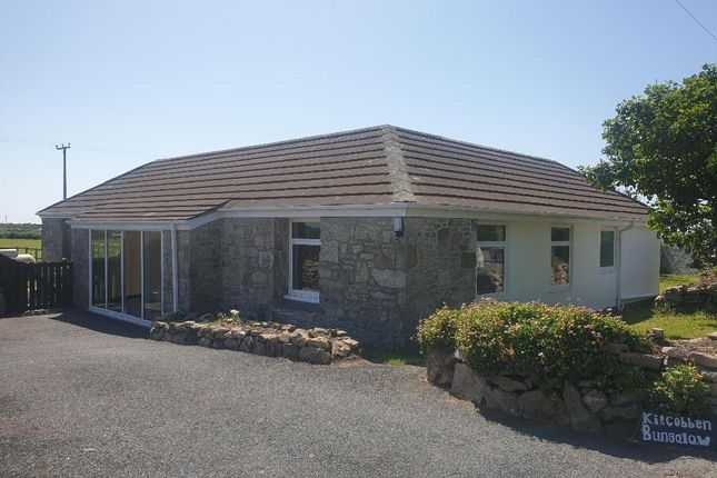 4 bed detached bungalow to rent in Sennen, Penzance TR19