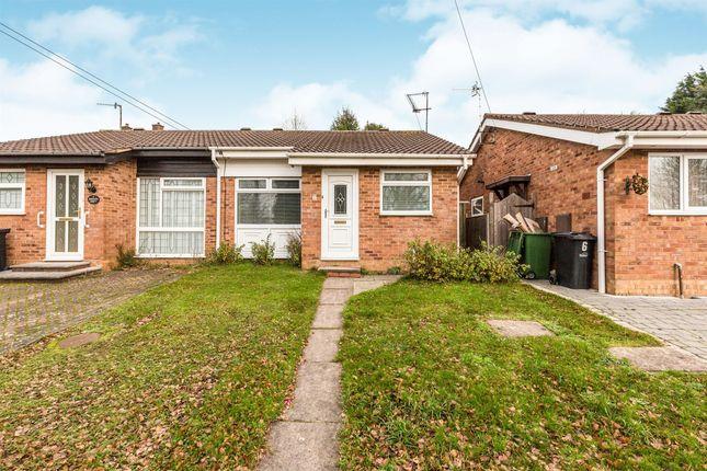 Thumbnail Semi-detached bungalow for sale in Badgers Croft, Halesowen