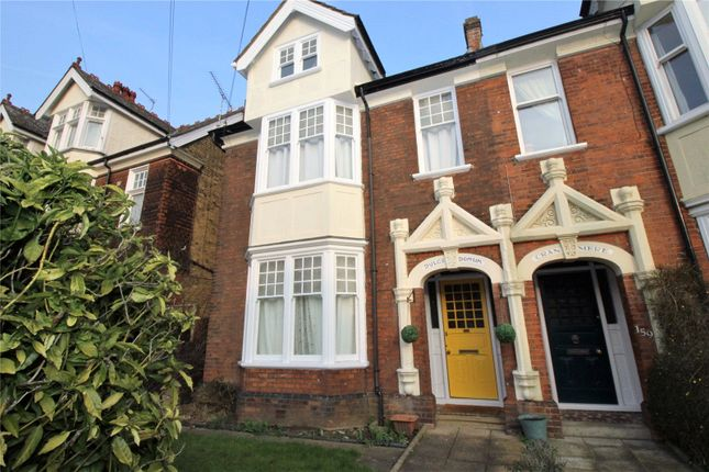 Thumbnail Semi-detached house to rent in Darnley Road, Gravesend, Kent