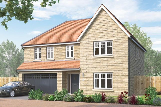 "Thumbnail Detached house for sale in ""The Kirkham"" at Boroughbridge Road, Knaresborough"