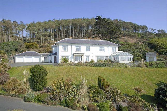 Thumbnail Detached house for sale in Brynmorwydd, Aberdyfi, Gwynedd