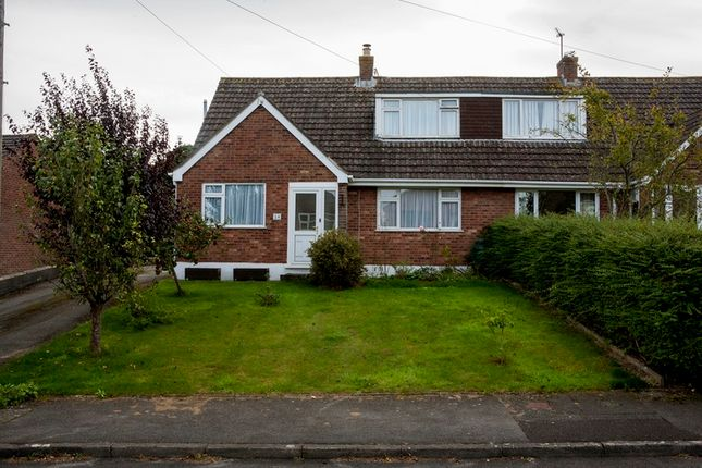 3 bed semi-detached house for sale in Ashley Road, Sturminster Newton, Dorset
