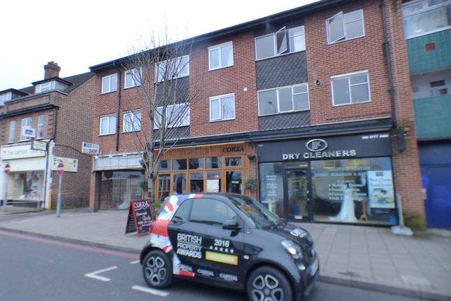 Thumbnail Flat to rent in High Street, West Wickham