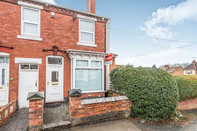 3 bed end terrace house for sale in Beaumont Road, Halesowen