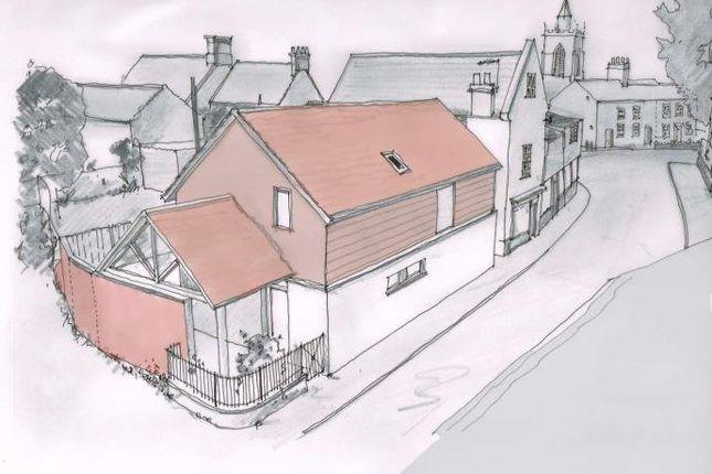Thumbnail Land for sale in White Hart Street, Aylsham, Norwich