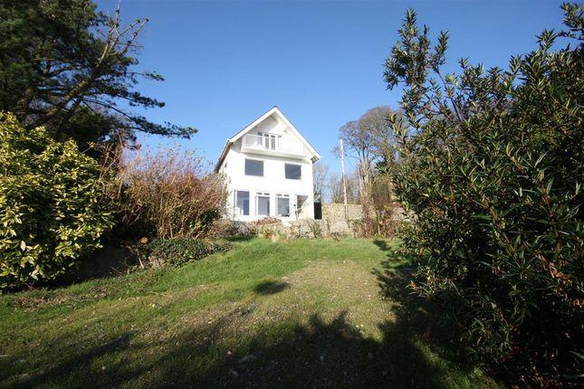Thumbnail Detached house for sale in Cartrefle Lodge, Holyhead Road, Menai Bridge