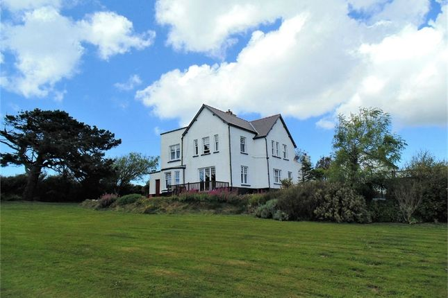 Thumbnail Detached house for sale in The Old Vicarage, Broad Haven, Haverfordwest, Pembrokeshire