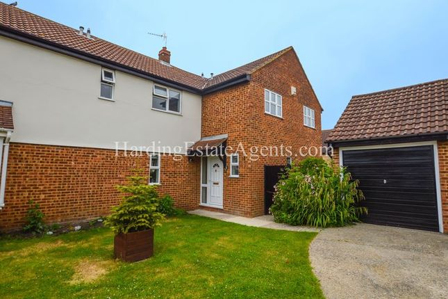 Thumbnail Semi-detached house for sale in Barnwell Drive, Hockley, Essex