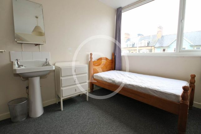 Thumbnail Shared accommodation to rent in North Parade, Aberystwyth, Ceredigion