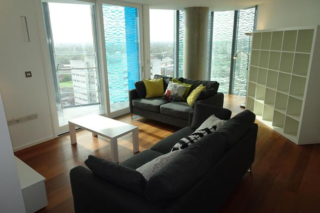 Thumbnail Flat to rent in Beetham Tower, 10 Holloway Circus