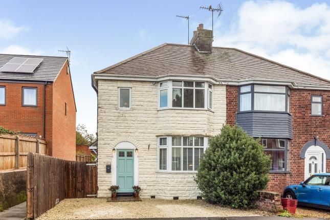 Thumbnail Semi-detached house for sale in Quarry Street, Leamington Spa