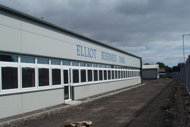 Thumbnail Office to let in Office Block, Elliot Business Park, Arbroath