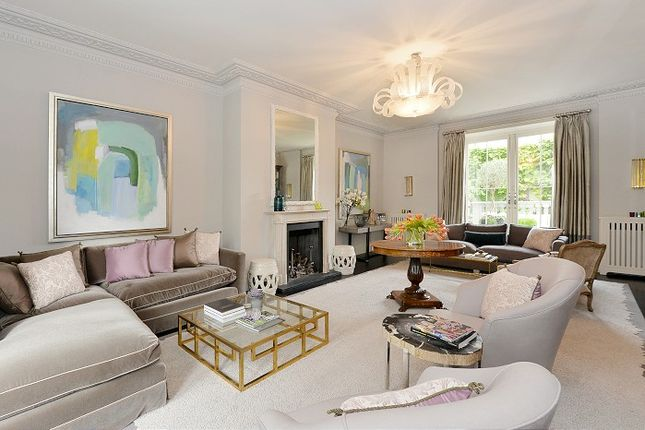 Thumbnail Semi-detached house for sale in Campden Hill Road, Kensington