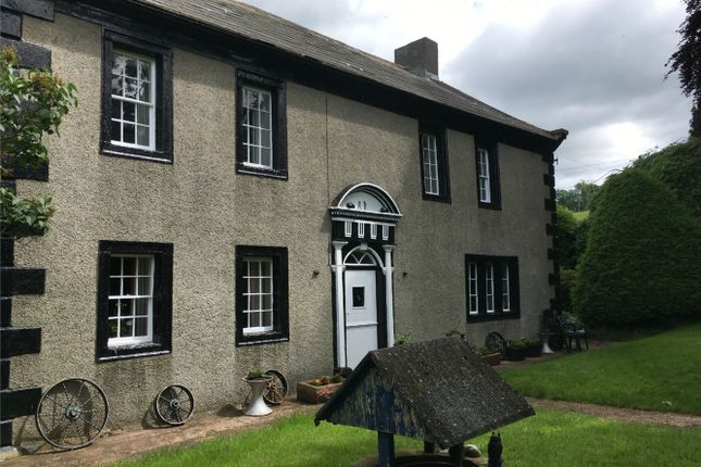 Thumbnail Detached house for sale in Basco Dyke, Ainstable, Carlisle, Cumbria