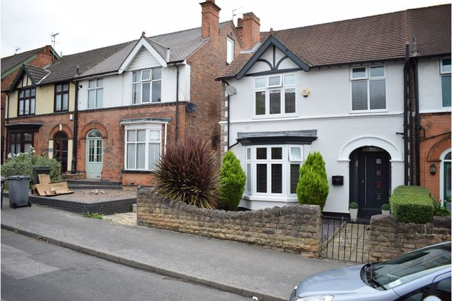 Thumbnail Semi-detached house for sale in Orlando Drive, Nottingham