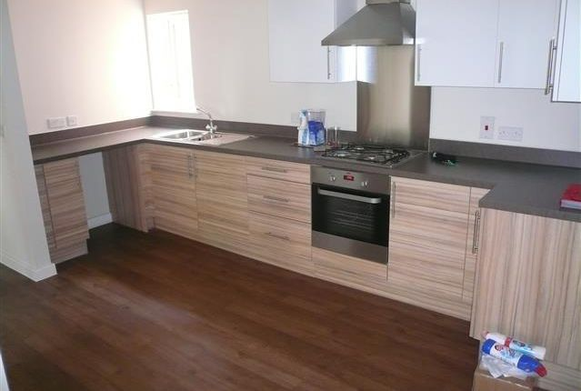 Thumbnail Flat to rent in Railway View, Kettering