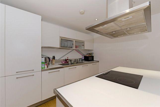 Kitchen of Base Apartments, 2 Ecclesbourne Road, London N1