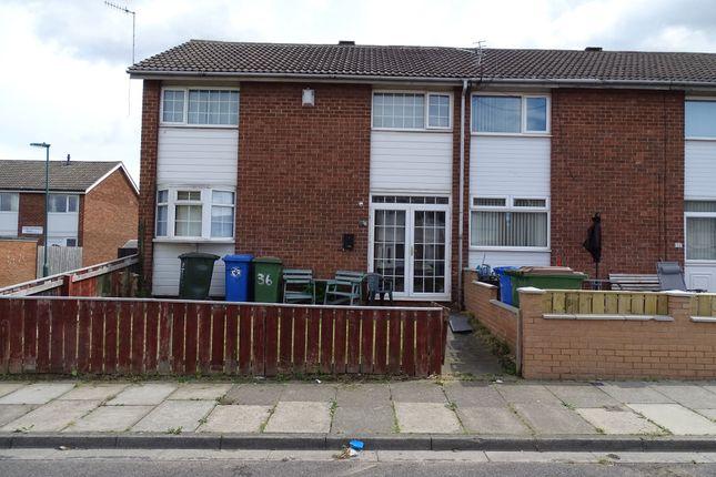 3 bed terraced house for sale in Myrddin Baker Road, Eston, Middlesbrough TS6