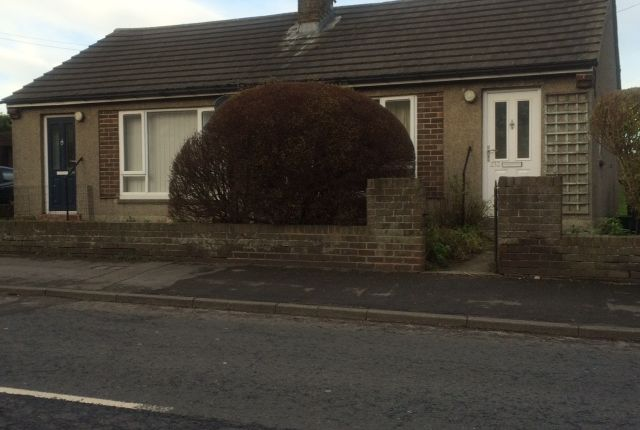 Thumbnail Bungalow to rent in Tofthill, Bishop Auckland County Durham