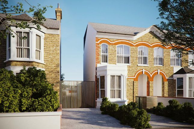 Thumbnail Property for sale in Friern Road, London