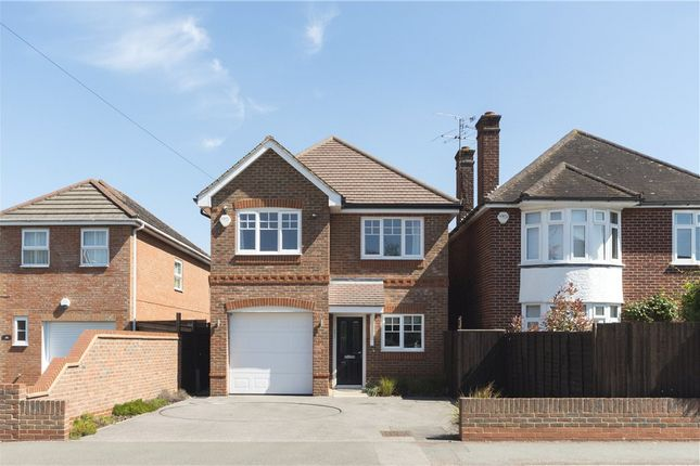 Thumbnail Detached house for sale in Yorktown Road, College Town, Sandhurst