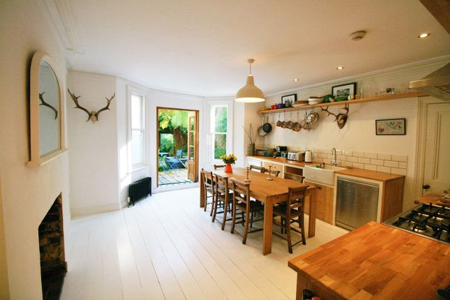 Thumbnail Flat for sale in Sinclair Gardens, Brook Green