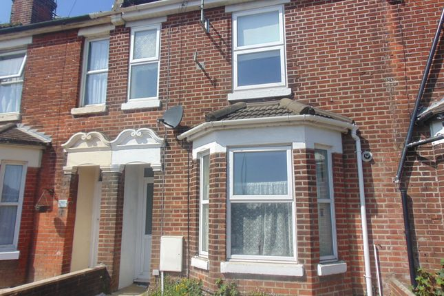 Thumbnail Flat to rent in Southampton Road, Eastleigh, Southampton