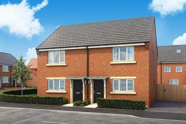 "Thumbnail Property for sale in ""The Howard At Fairway"" at Mcmullen Road, Darlington"