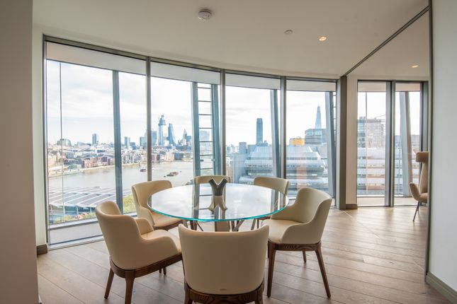 Thumbnail Flat to rent in One Blackfriars, London