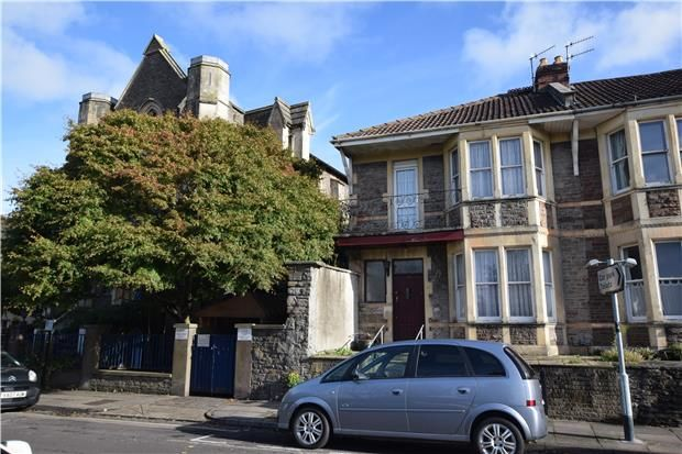 Thumbnail End terrace house for sale in Oldfield Place, Bristol