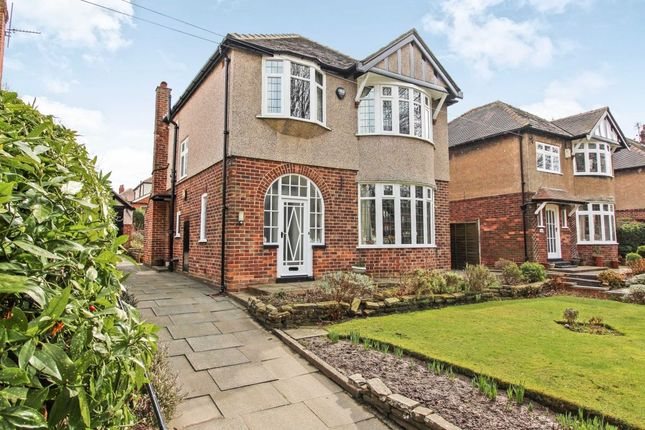 Thumbnail Detached house for sale in Scott Hall Road, Leeds