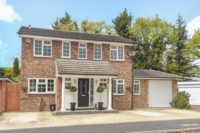 Thumbnail Detached house for sale in Glyndebourne Park, Orpington