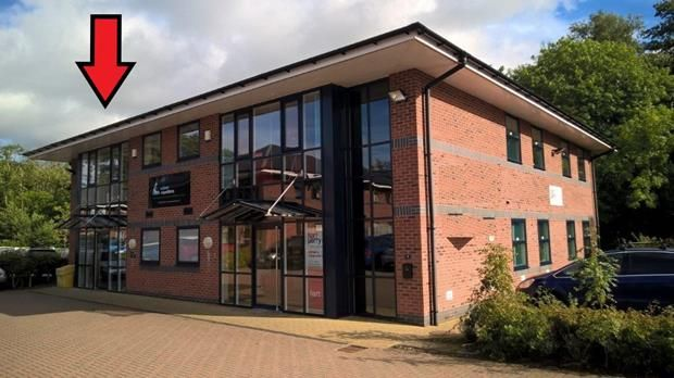 Thumbnail Office for sale in Chestnut Court, Parc Menai, Bangor
