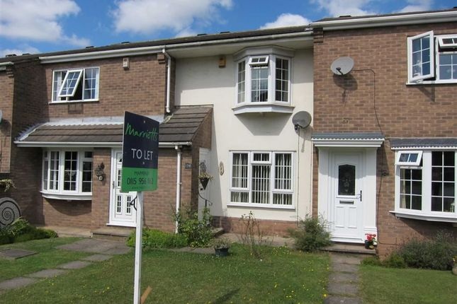 Thumbnail Terraced house to rent in Howbeck Road, Arnold, Nottingham